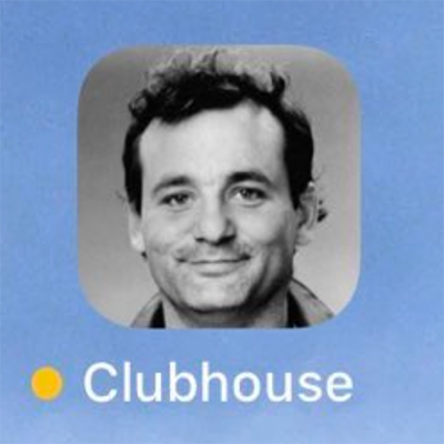 Clubhouseアプリアイコン