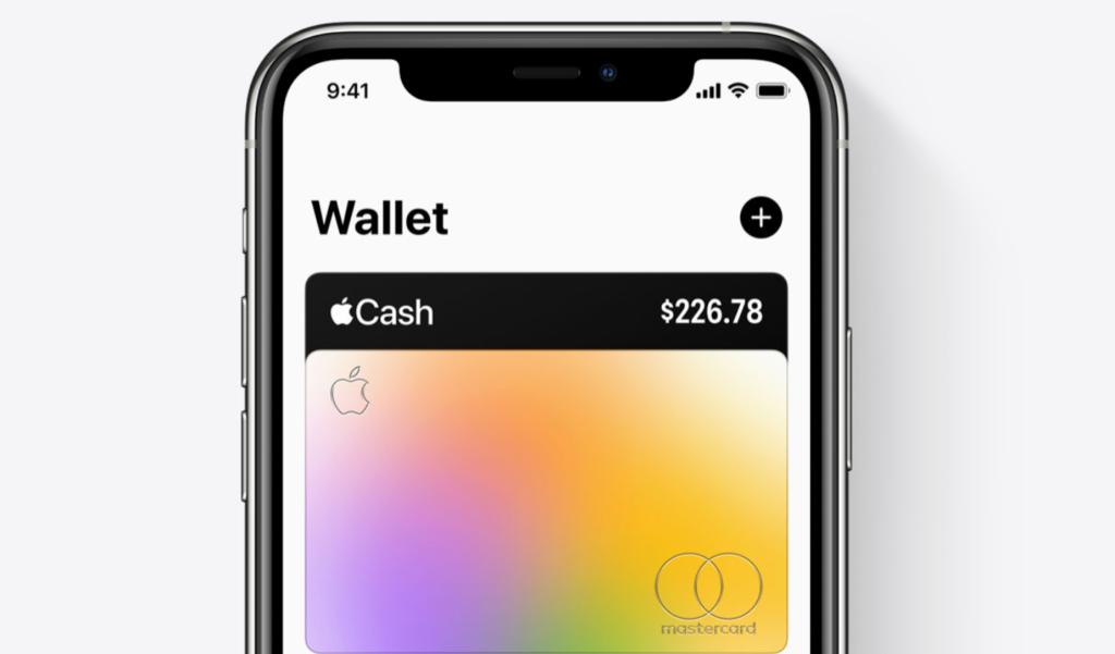 「Apple Card」と「Apple Cash」
